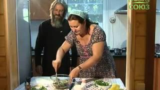 Кулинарное паломничество. От 25.08. Готовим постный салат в храме святых Жен-Мироносиц в Марьино