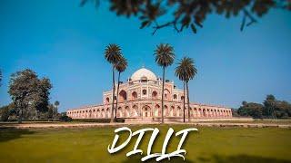 Delhi - A Cinematic film (4K)