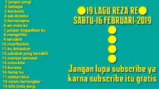 Full album Reza Re terbaru 2019