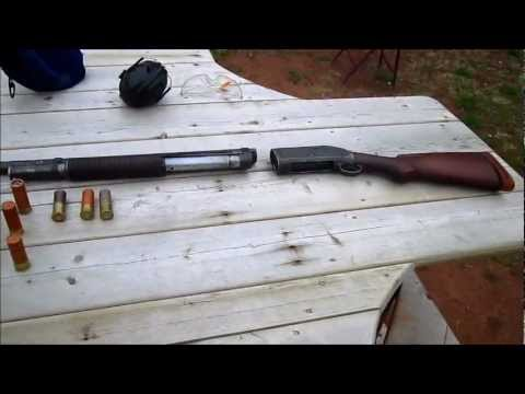 1897 Winchester Takedown