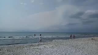 Лазурное.Пляж.Черное море.Развлечения.