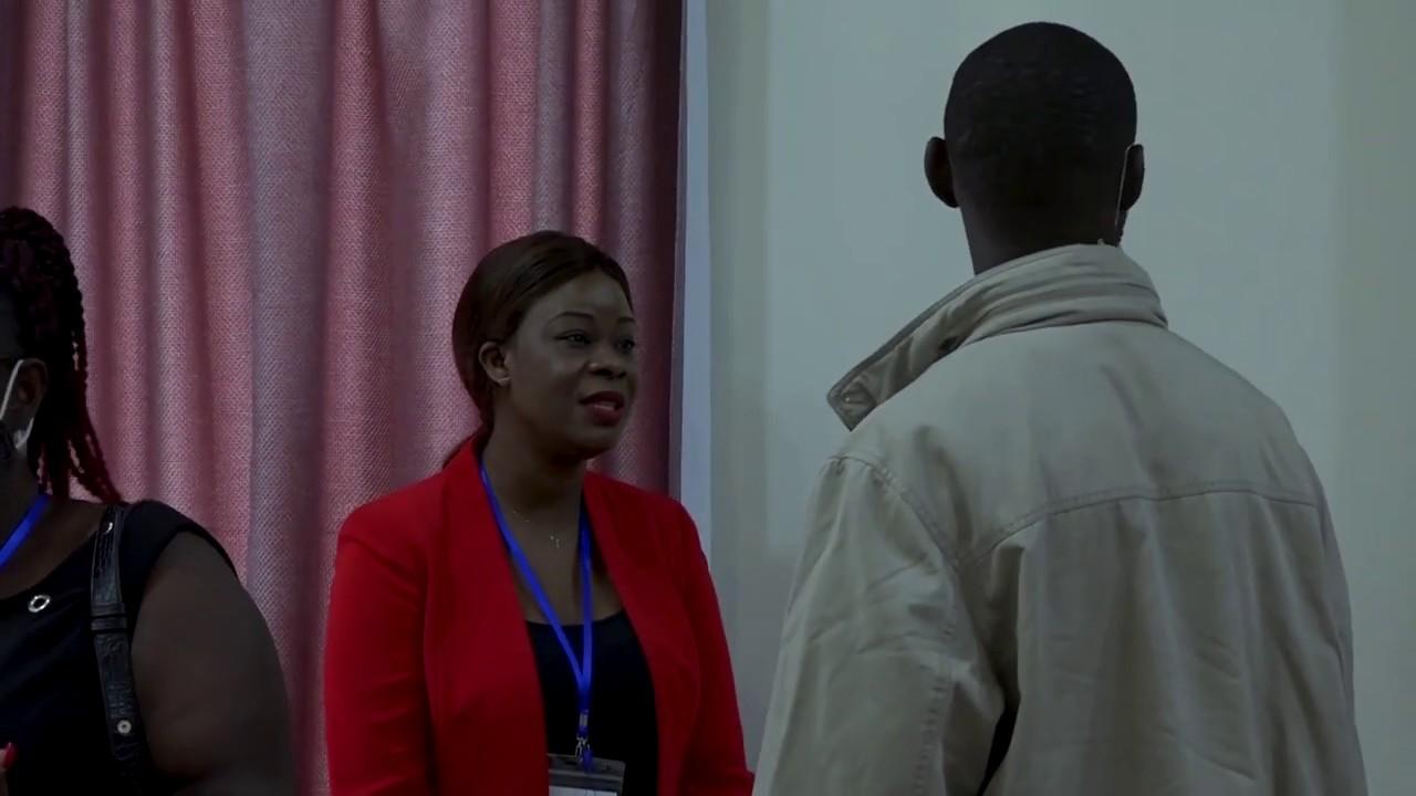 Lancement officiel de la plateforme NeedPro, 11 juin 2020 à Abidjan