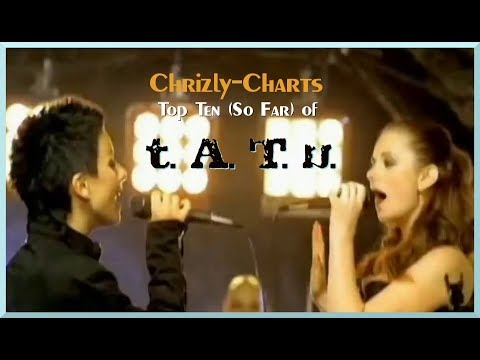 Chrizly-Charts TOP 10: Best Of tATu So Far