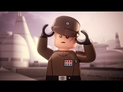 Force Surprise - LEGO Star Wars - Mini Movie