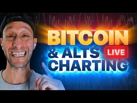 BITCOIN AND ALTCOIN CHARTING SPREE WITH SCOTT MEKER
