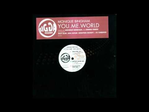 Monique Bingham - You. Me. World (DJ Christos Deep Mix)