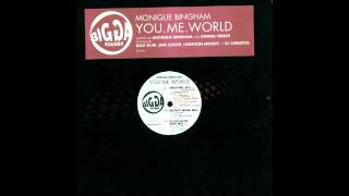 Monique Bingham - You. Me. World (DJ Christos Deep Mix)