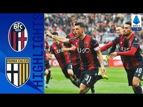 Bologna 2-2 Parma | Dzemaili Scores Dramatic Injury-Time Equaliser! | Serie A