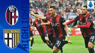 Bologna 2-2 Parma | Dzemaili Scores Dramatic Injury-Time Equaliser! | Serie A