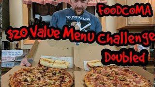 food coma challenge