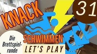 Schwimmen - Knack - Blitz - 31 - das Kartenspiel - Let´s Play zu 6 + kleine Anleitung zwischendurch