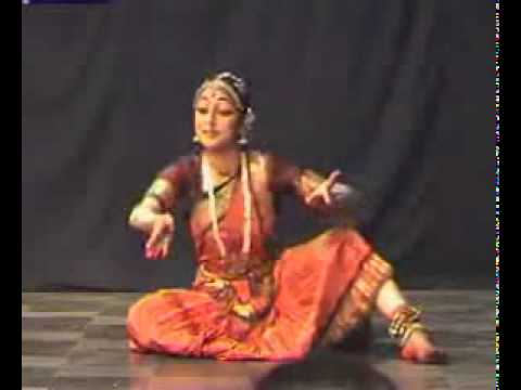 Connu Bharatanatyam-danse-traditionnelle-indienne.flv - YouTube YP46