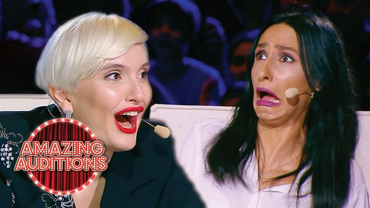 EXPLOSION On Stage! Judges Are Given A FRIGHT! | Amazing Auditions