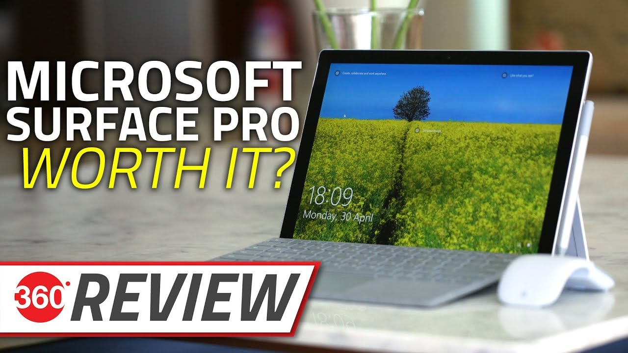 Microsoft Surface Pro Review | Best Tablet Money Can Buy?