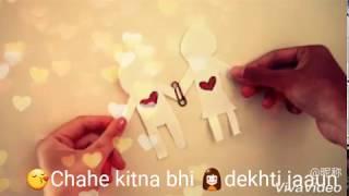 Thodi der | Female version | sradhaah kapoor | Arjun kapoor | WhatsApp Status Video song 2017