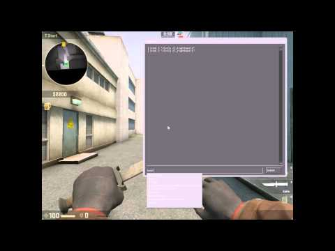 how to set your hand to left in csgo