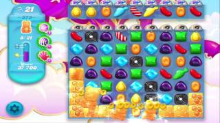 Candy Crush Soda Saga Level 373 No Boosters ✩✩✩