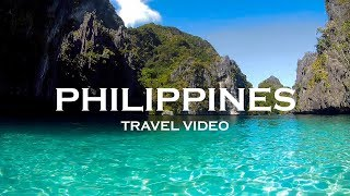 Philippines backpacking adventure 2017 | Travel video HD | Cebu, Siquijor, Bohol and Palawan