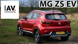 Review | MG ZS EV | Heel veel …