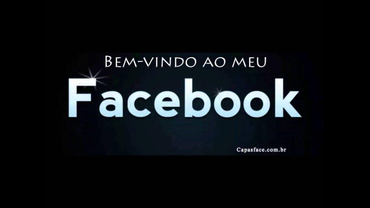bem vindo ao facebook