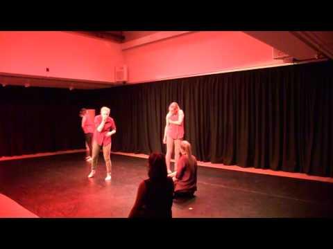 Enthalpy Fuelled Dance Theatre