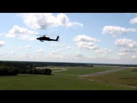South Carolina National Guard depart McEntire Joint Training Base
