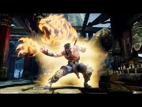 Jago's Theme : Tiger's Lair (Fully Edited) - Killer Instinct Xbox One 2013