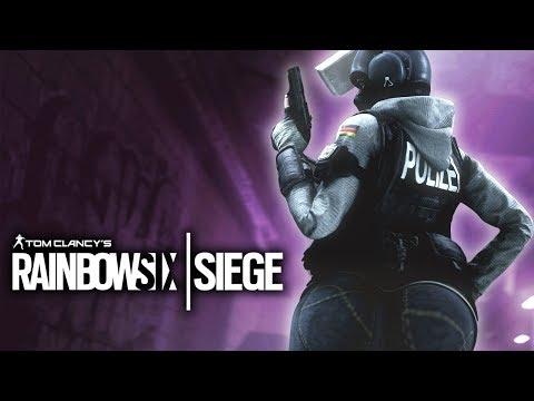 Rainbow Six Siege Funny Moments #9 (R6 Siege Funniest Kills, Deaths, Glitches & Epic Fails Montage)