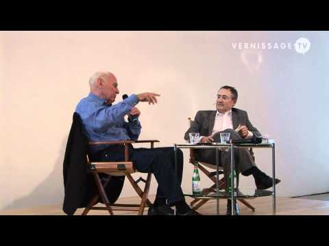 Artists Talk with Richard Serra