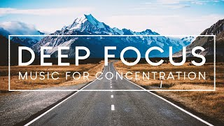 3 Hours of Deep Study Music - Ambient Music to Improve Concentration