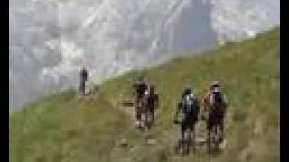 MTB Alpencross 2007 Südtirol