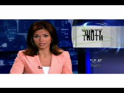 CBS | Dirty Truth on Dry Cleaners Organic Labels