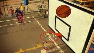 FreeStyle2: Street basketball Game Play