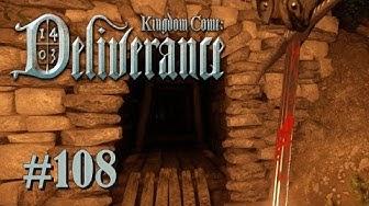 Kingdom Come: Deliverance #108: Unter Tage-Skalitzer Minen [Let's Play][Gameplay][German][Deutsch]