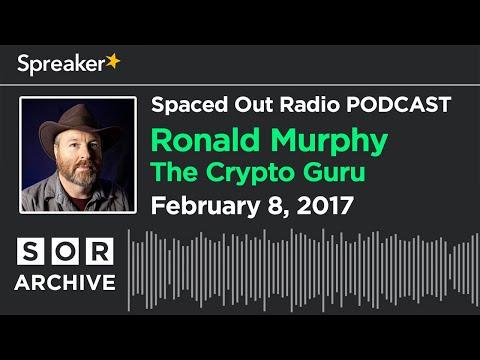 2/8/17 -  The Crypto Guru  Ronald Murphy
