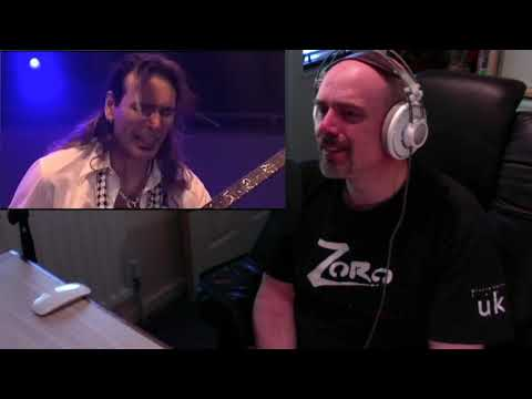 Steve Vai - For The Love Of God (Live) Reaction