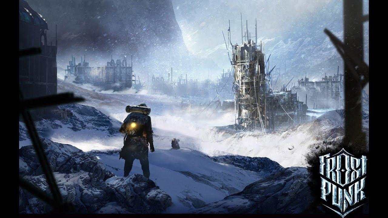 Frostpunk Падение Винтерхоума Хорошая концовка спасаем всех 500 человек