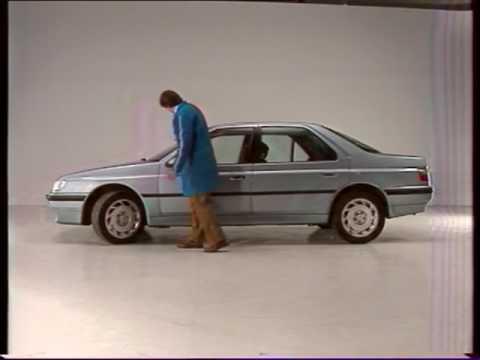 Peugeot 605  interventions rappels en concession 22