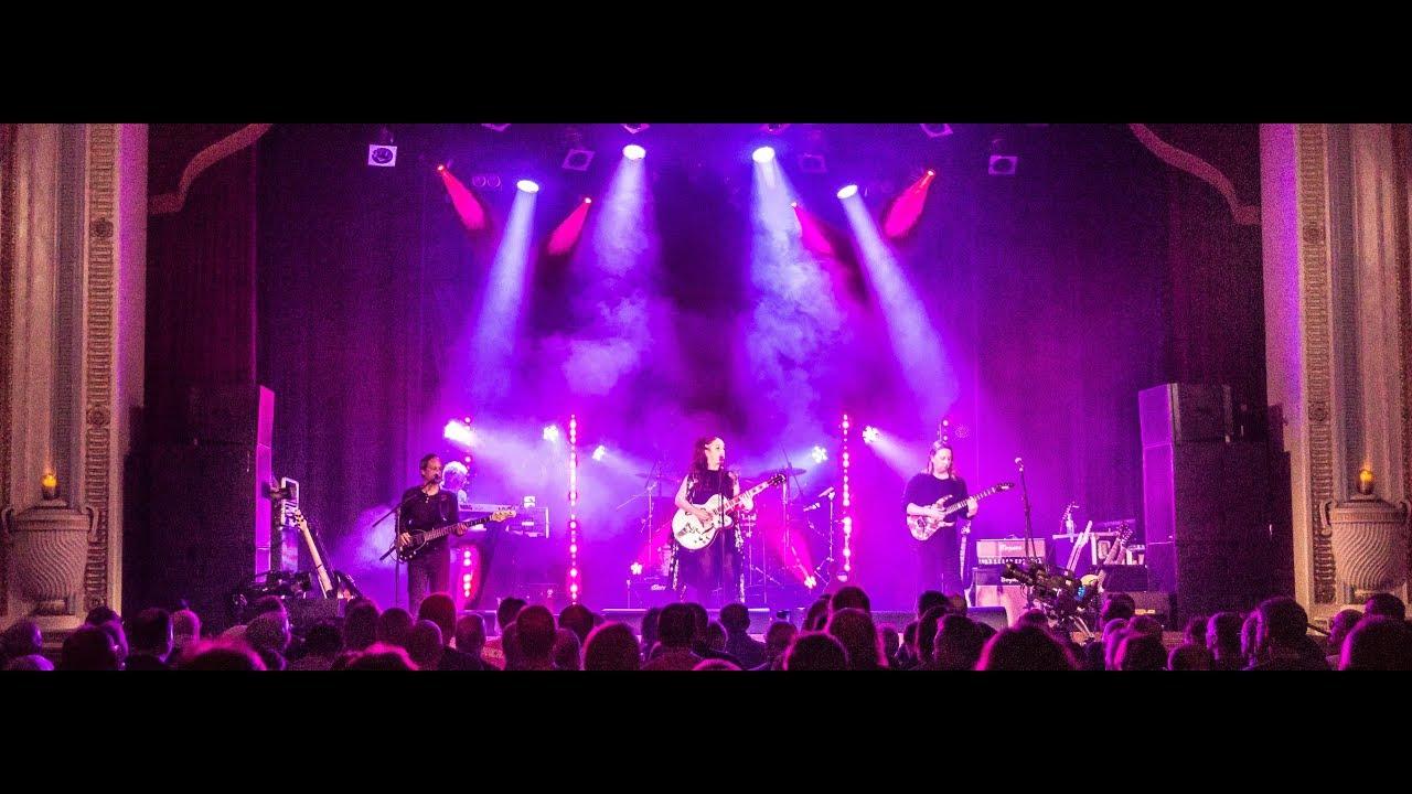 PANIC ROOM ✦ 'SCREENS - Live In London'  DVD Trailer