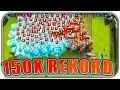 OMG 150x INFERNODRACHE WELTREKORD | Clash Royale Let's Play | Deutsch German
