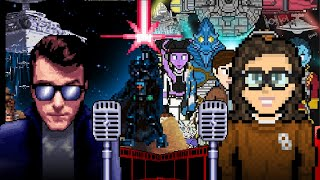 Making Pixelated Star Wars Movies: A Conversation with Rob Levy