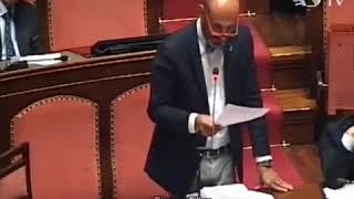 Intervento del senatore Pillon sul problema del tribunale di Bari