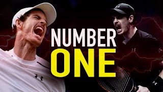 Andy Murray - World No.1 ᴴᴰ