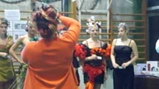 2008-as Erzsébet napok - verseny (fodrászok: alkalmi frizura