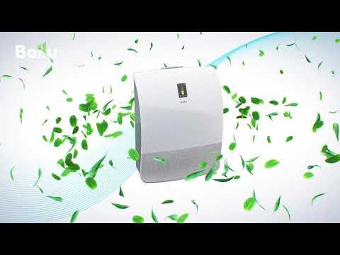 Ballu ONEAIR инверторные приточные очистители воздуха с интеллектом
