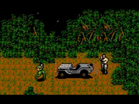 Metal Gear (NES) Playthrough - NintendoComplete