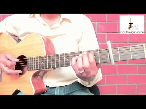 Nadaan Parindey (Rockstar) guitar lesson intro