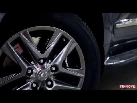 Lexus LX570 2014 Sport тормоза Brembo