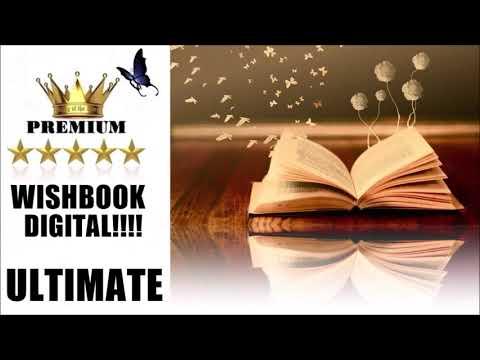 ⭐ WISHBOOK DIGITAL!!!! EXTREMAMENTE PODEROSO!!!!!! (RESULTADOS IMEDIATOS!!!!!!!)