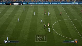 FIFA 17 Demo Gameplay | Manchester United vs Manchester City